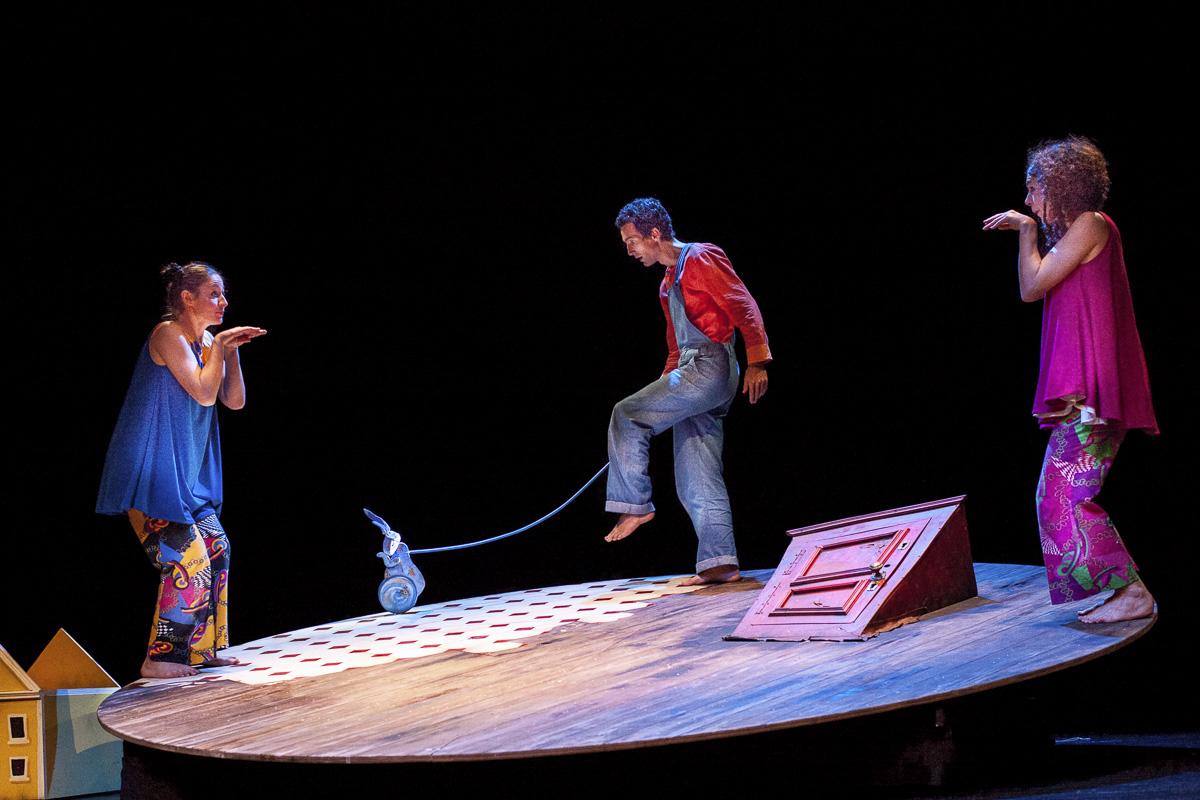 CenerentolO Compagnia teatroBlu