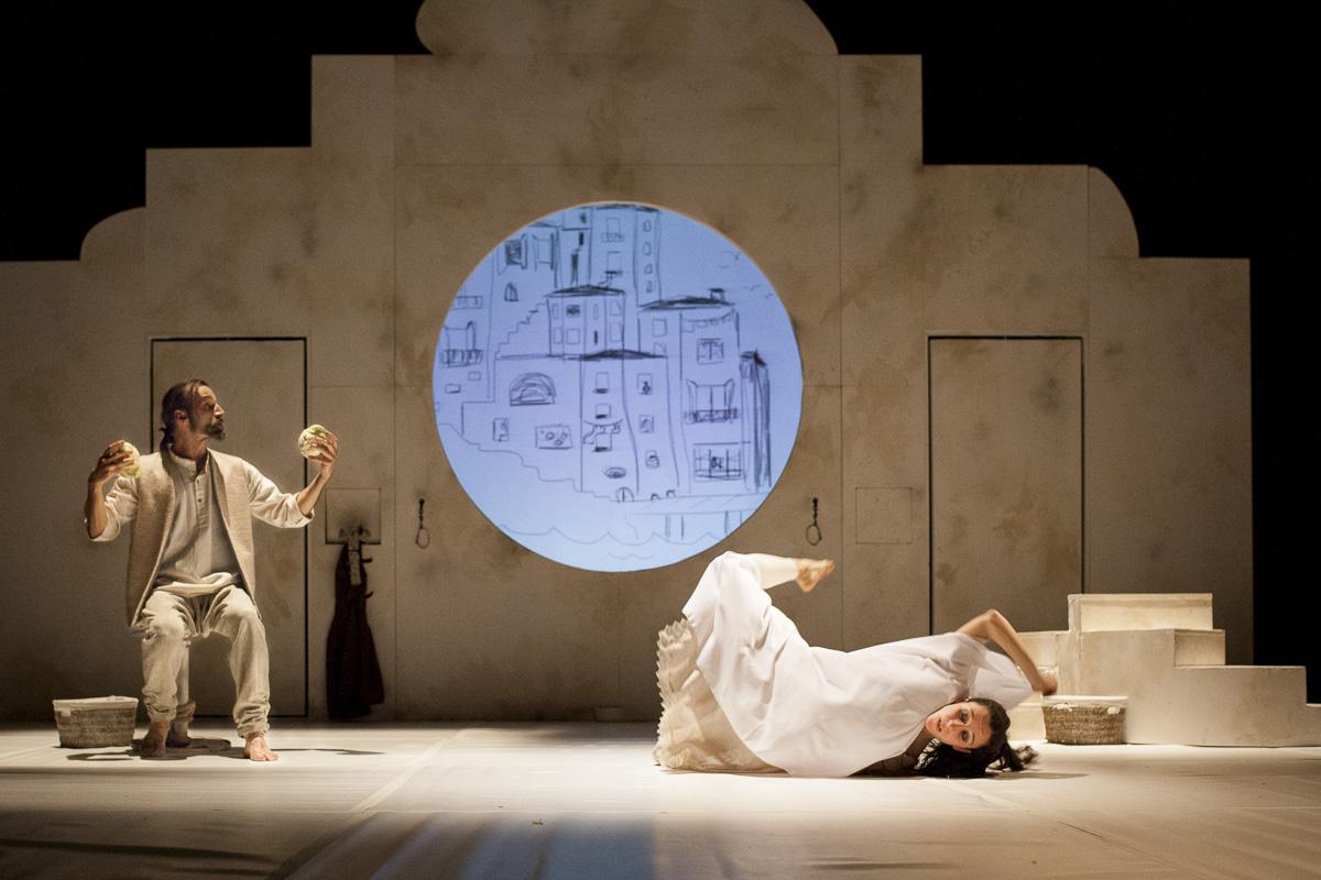 La Bella e la Bestia compagnia teatroblu