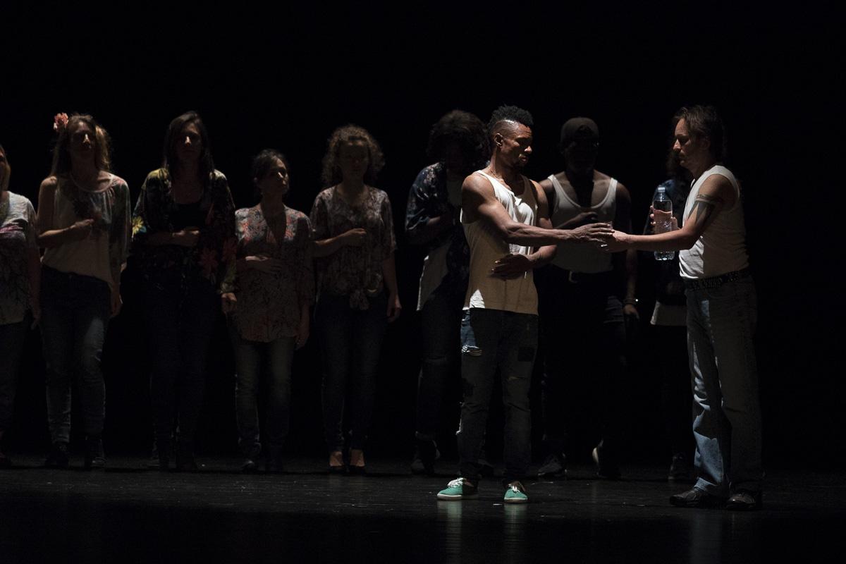 Il Rifiuto - Compagnia teatroBlu